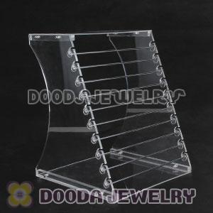 Display stand for European beads, Chamila Beads, bighole Jewelry, Italian charms Beads etc
