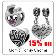 Mother's Day Charms